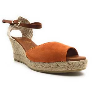 LA MAISON DE L'ESPADRILLE 807<br>Orange