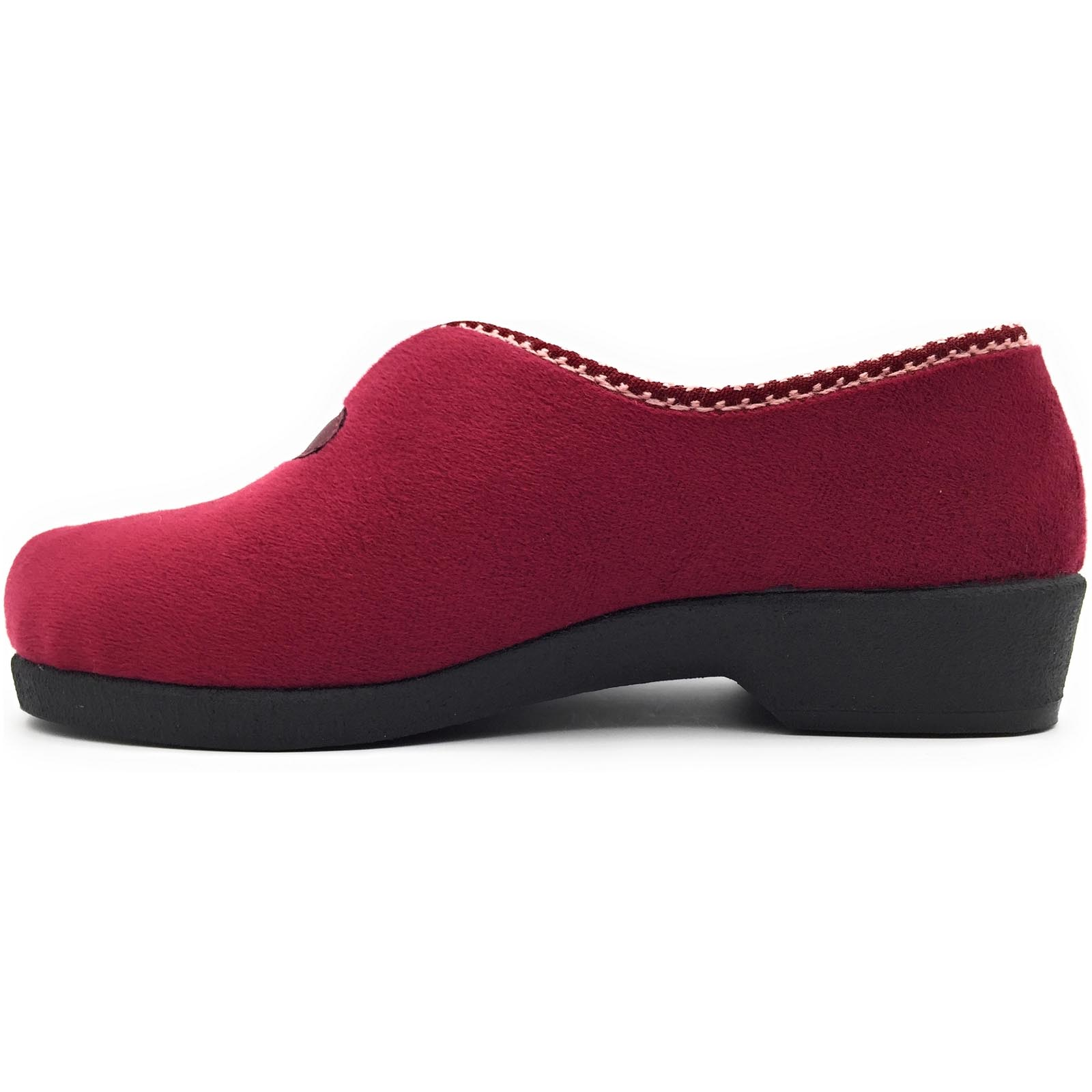 Fargeot chaussons obelie rouge1009002_6