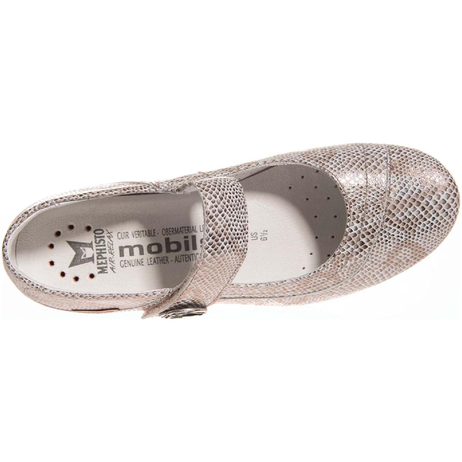 Mobils mary janes jessy marron1015704_5
