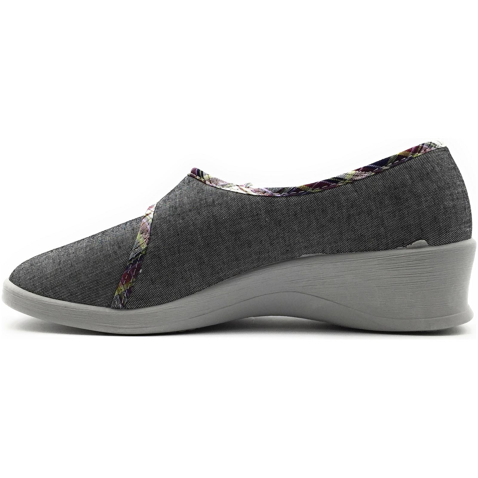 Fargeot chaussons unesco gris1134601_6