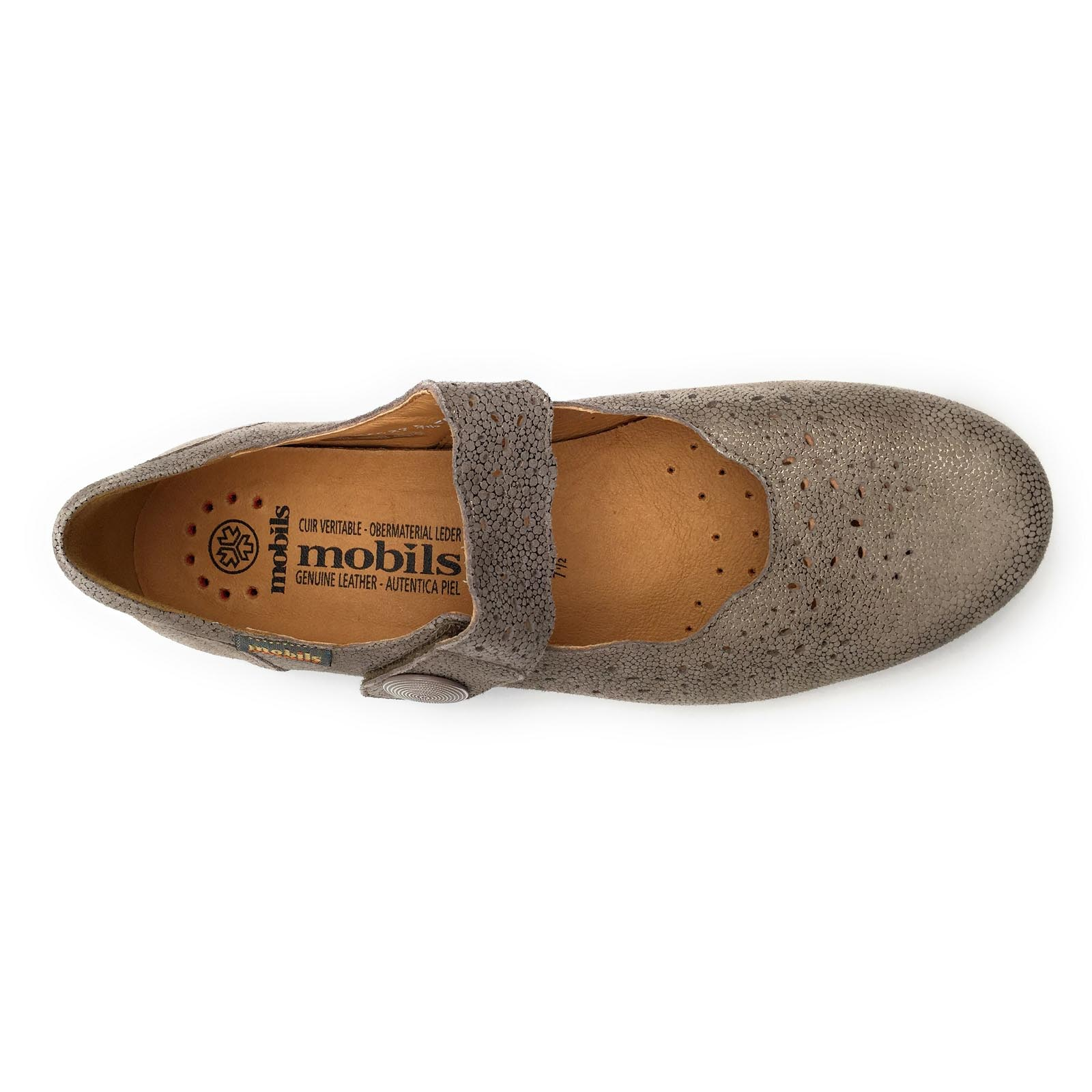 Mobils mary janes fabienne gris1241306_5