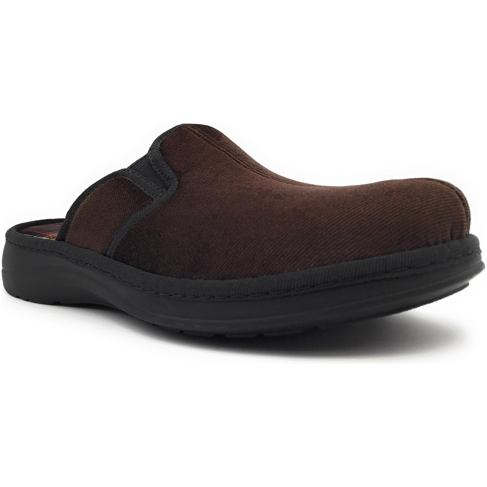 Fargeot chaussons pullover marron