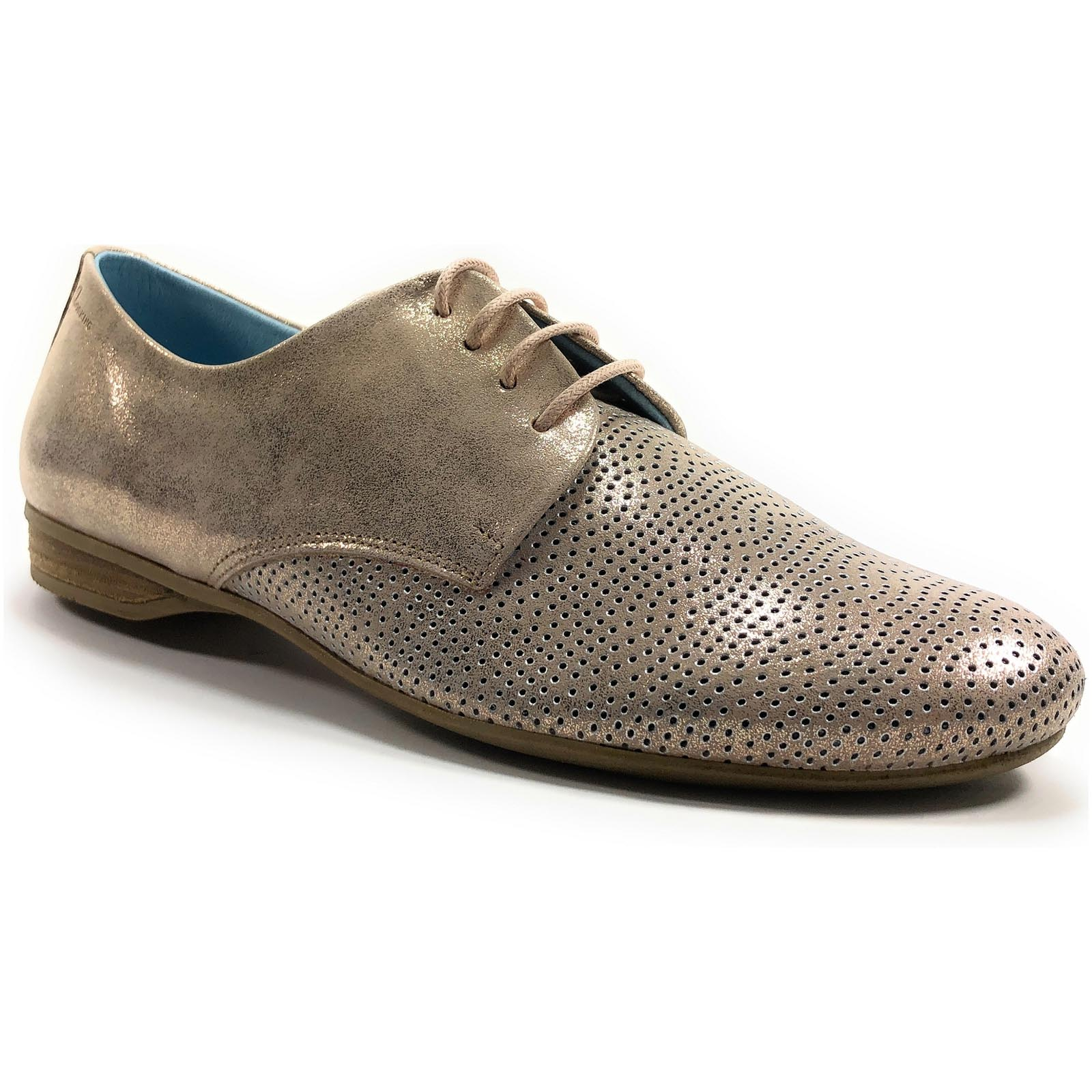 Dorking chaussures ville lacets 7400.ma argent
