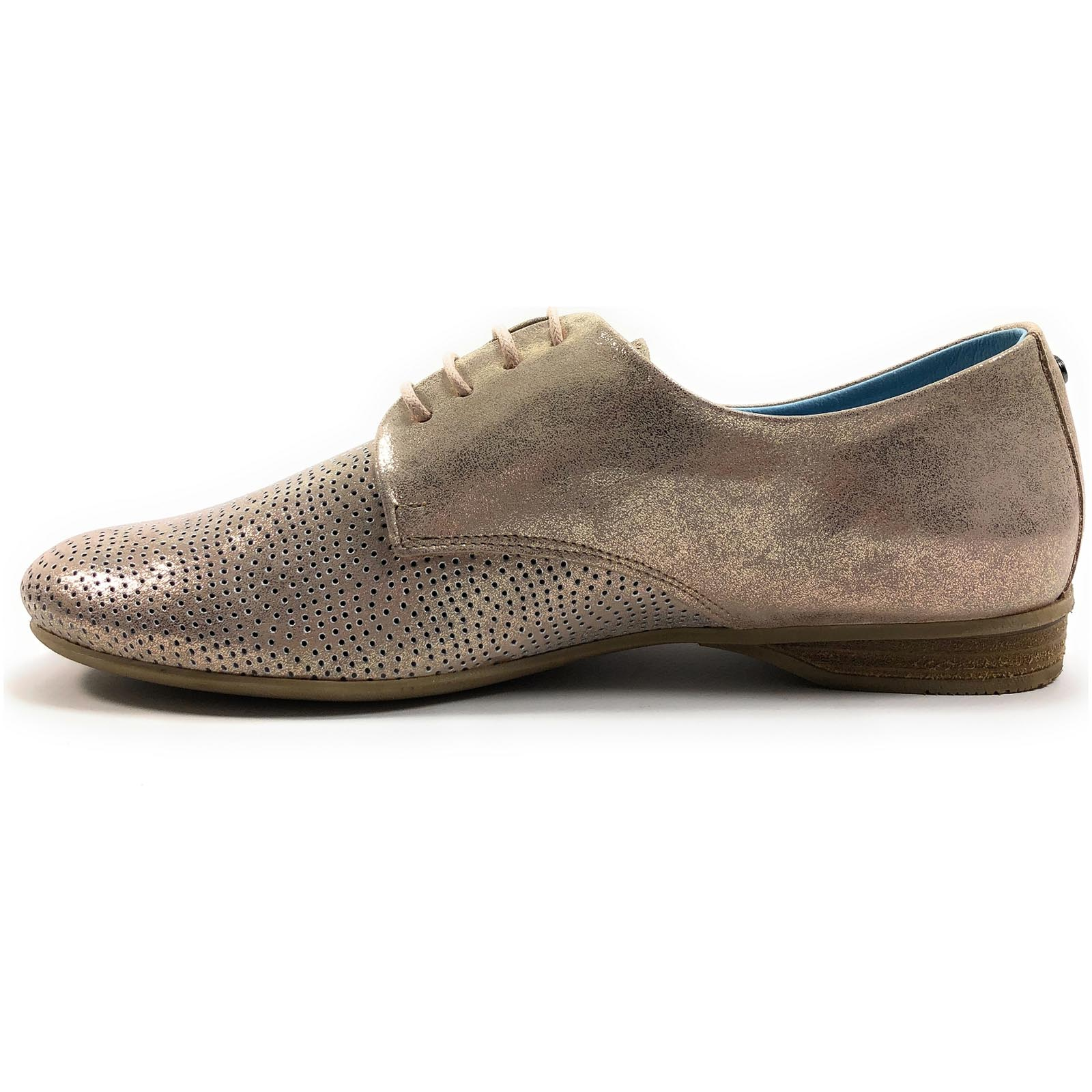 Dorking chaussures ville lacets 7400.ma argent8007301_6