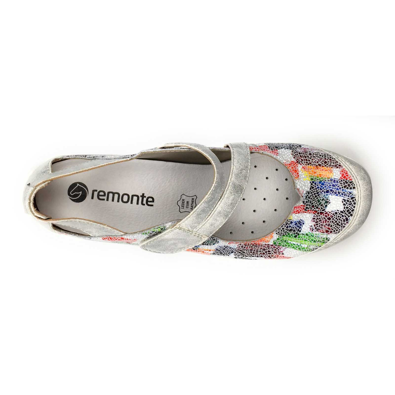 Remonte mary janes r3427 multicolore8018203_5