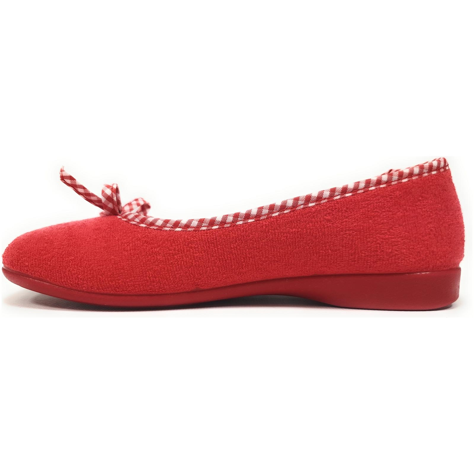 Fargeot chaussons elisa rouge8044601_6