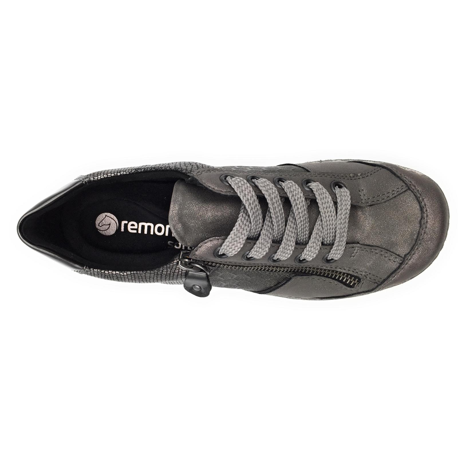 Remonte baskets mode r1414 gris8051803_5