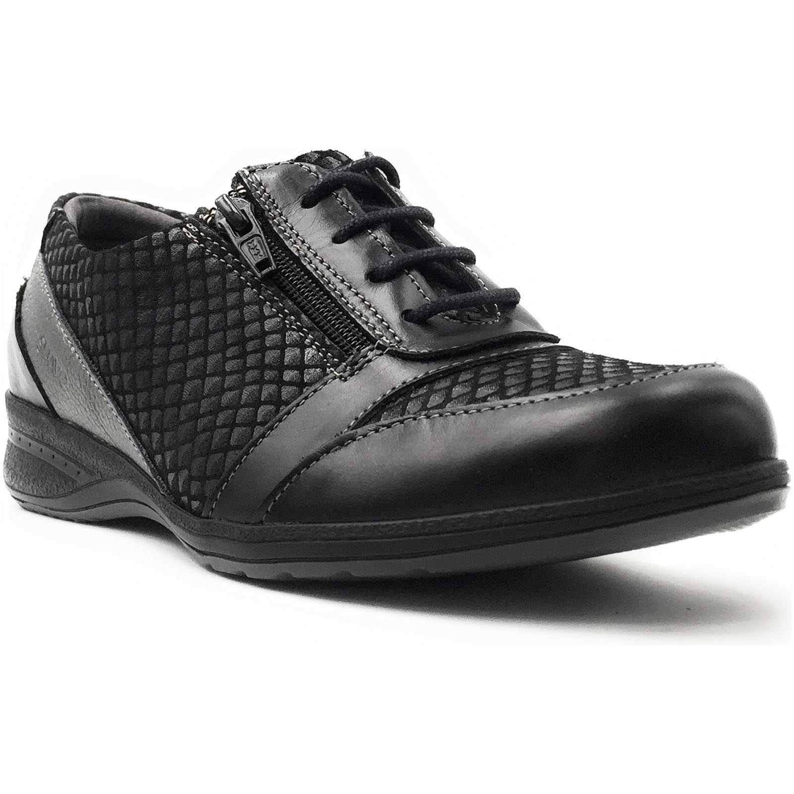 Suave baskets mode 7518 noir