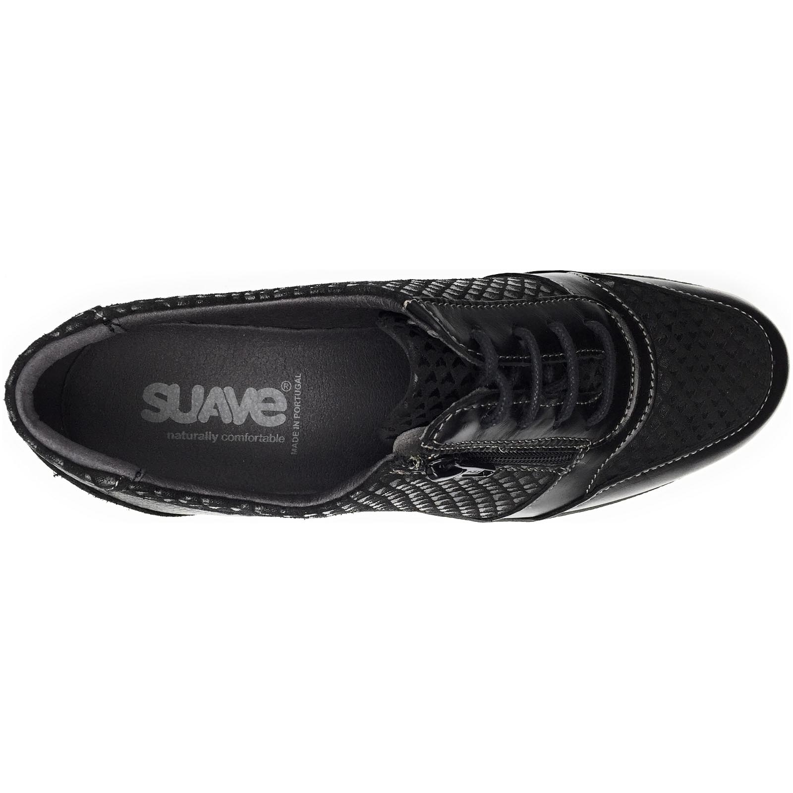 Suave baskets mode 7518 noir8054201_5