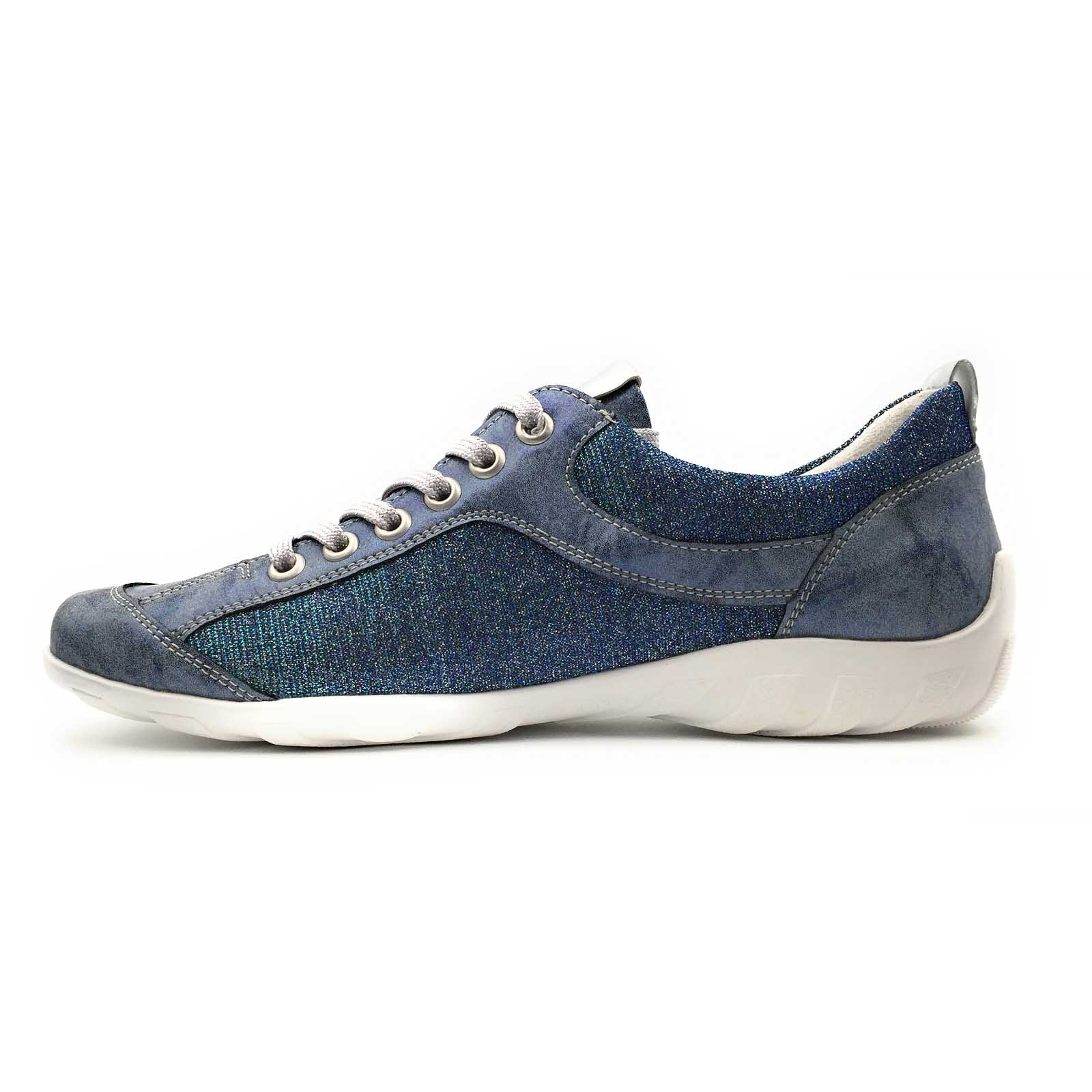 Remonte baskets mode r3400 bleu8066701_6